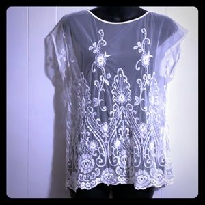 Forever 21 top/blouse